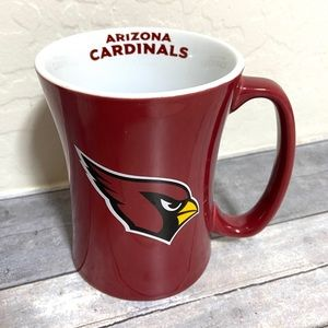 Arizona Cardinals Authentic NFL Football Mug